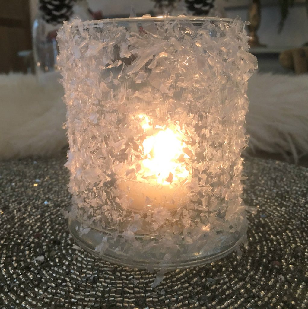 Faux Snow Projects for Winter Fun!