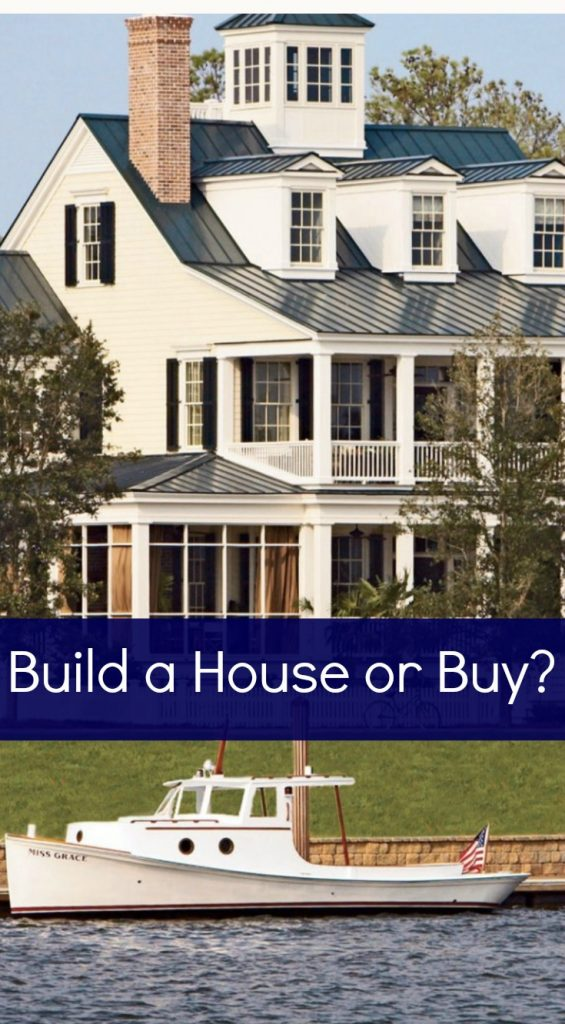 Should you build your next house?