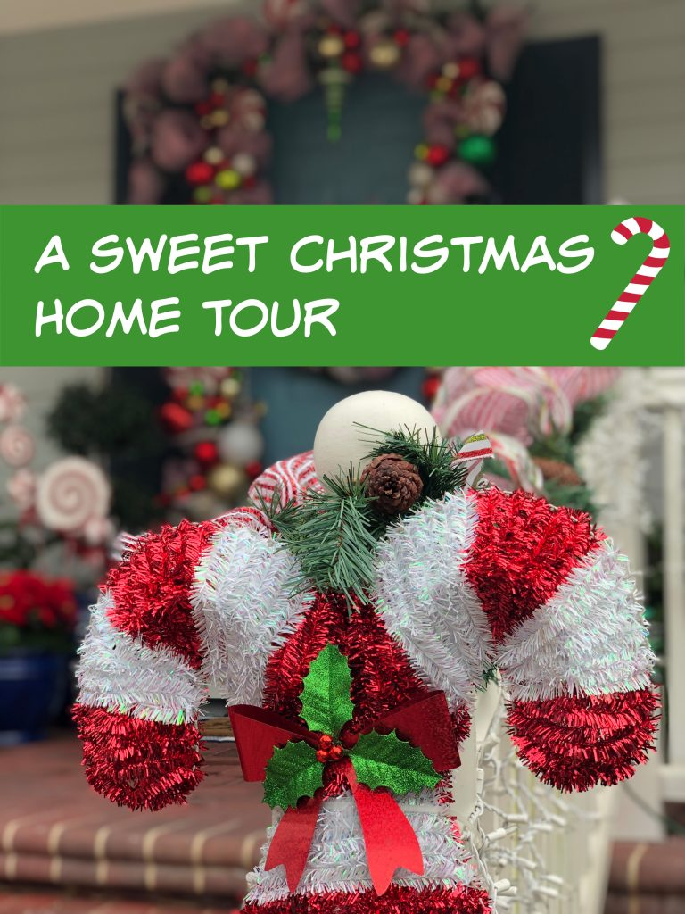 A Sweet Christmas Home Tour - Celebrate & Decorate