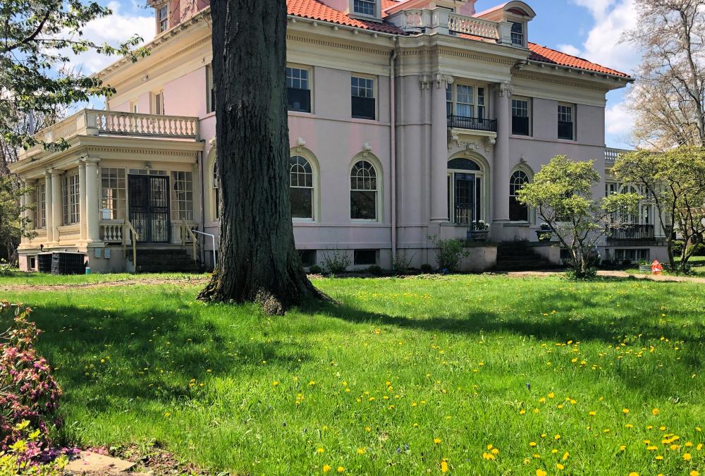 Classic old Italianate home