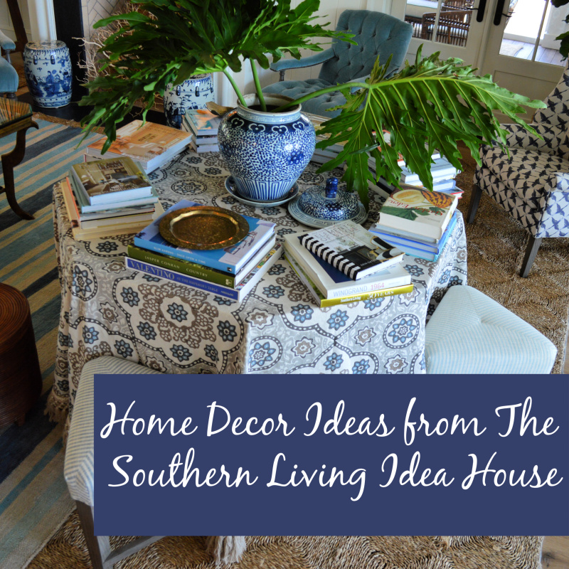 Home Decor Ideas From Southern Living