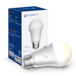 Smart lightbulb .