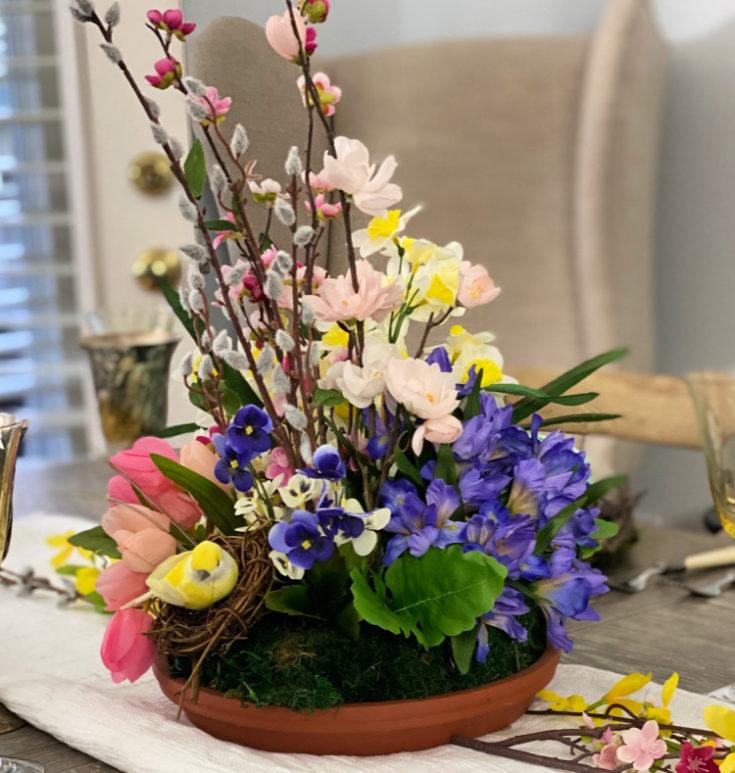 Bring a Spring Garden Indoors