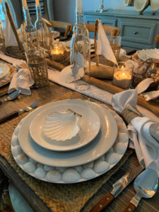 How to Make Seashell Chargers